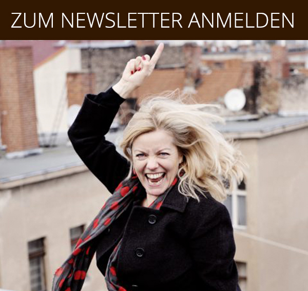 Newsletter-Anmeldung Petra-Maria Popp